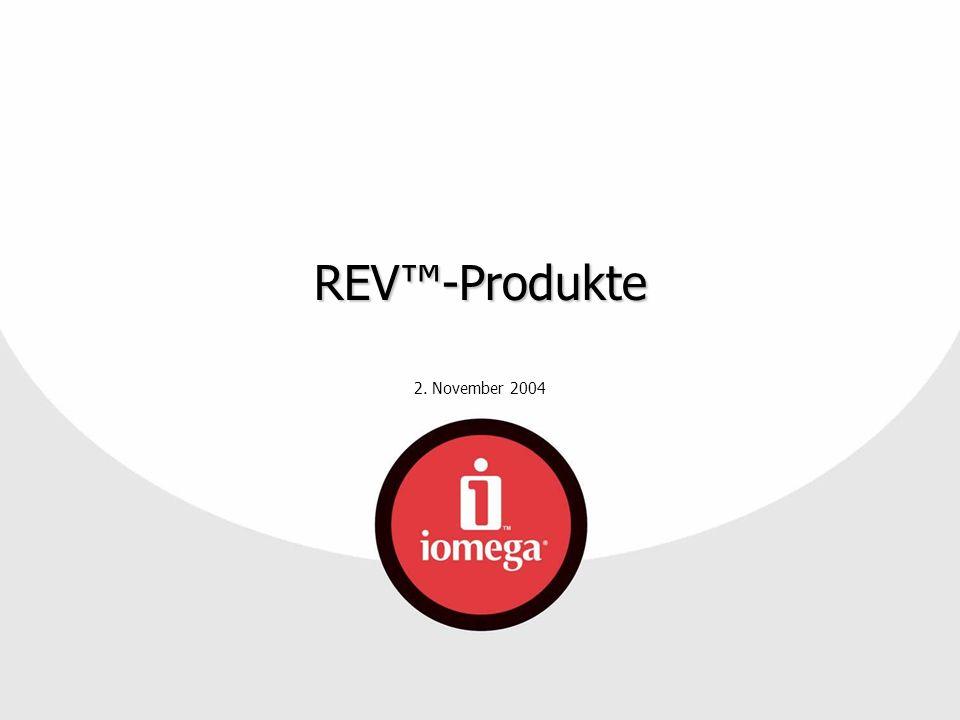 2. November 2004 REV-Produkte