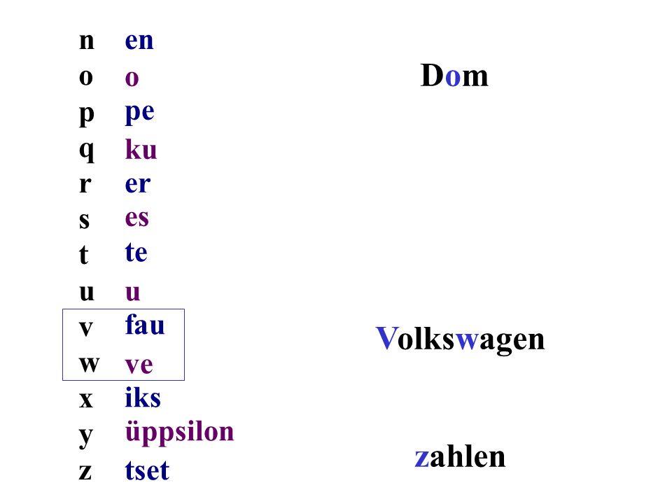 nopqrstuvwxyznopqrstuvwxyz en o pe kuku er es te u fau ve iks üppsilon tset DomDom Volkswagen zahlen