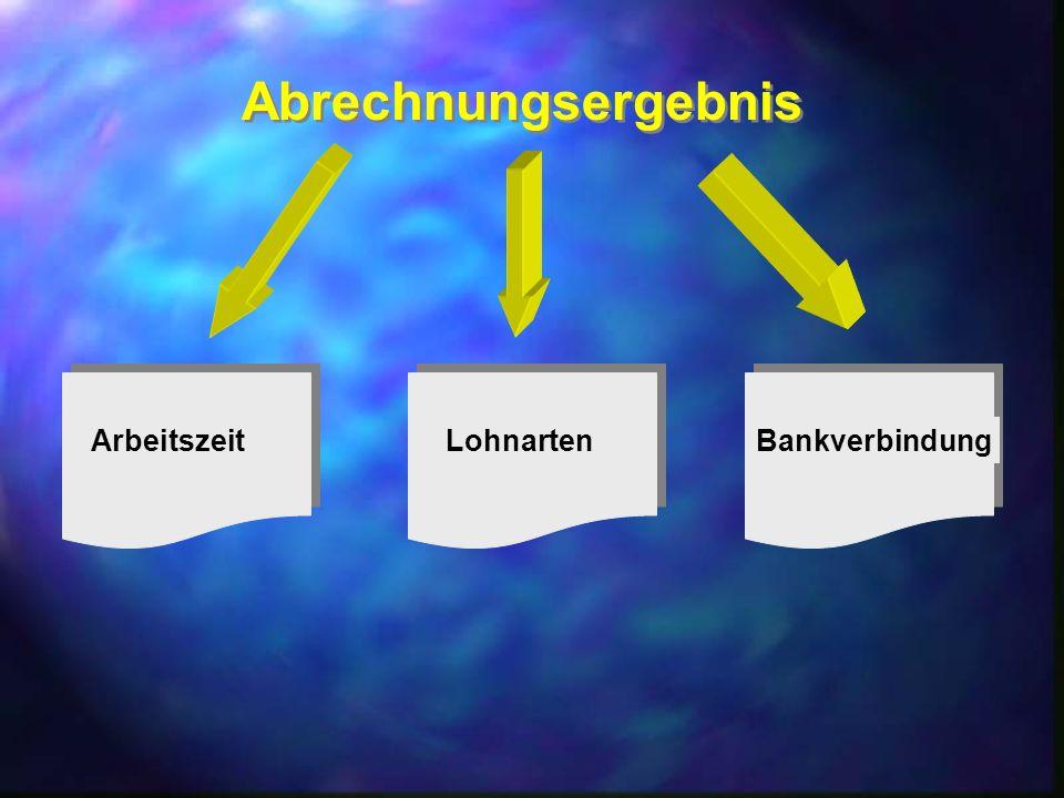 Szenario: Für die Aushilfe Bernd Obermann soll für den Monat Juni 1998 eine separate Lohn- und Gehaltsabrechnung vorgenommen werden.