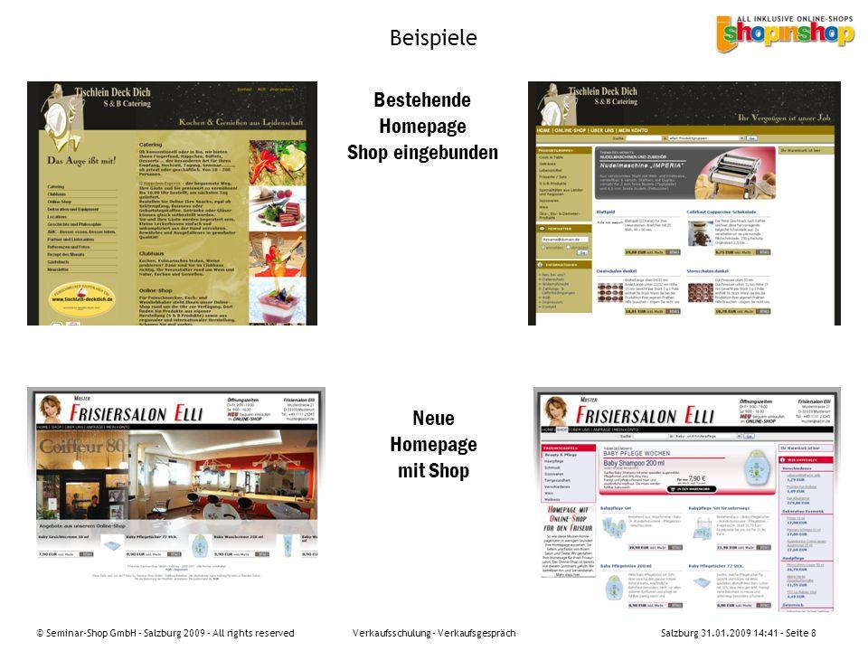 Werbung um Kunden Werbemittel-Set = Druckunterlagen Bestehende Kunden im Geschäft ansprechen Hinweis auf bestehenden Werbemittel Bestehende Kunden anschreiben Bestehende Kunden online registrieren Newsletter an registrierte Kunden In jeder Korrespondenz im P.S.
