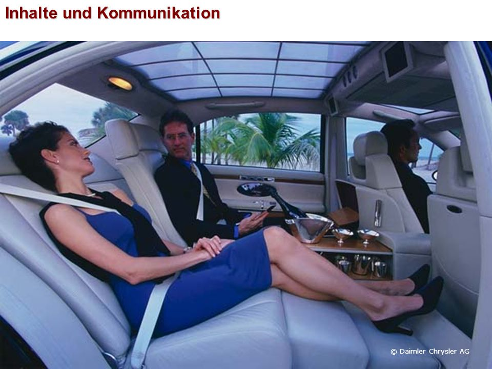 Inhalte und Kommunikation © Daimler Chrysler AG