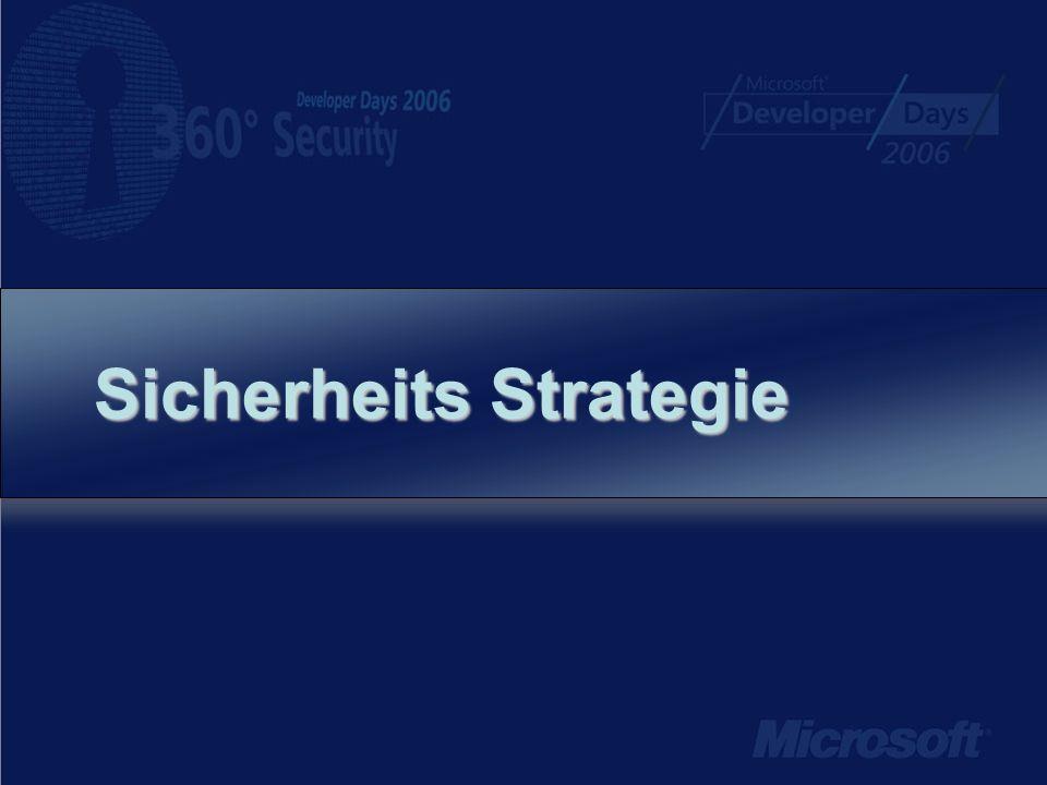 Sicherheits Strategie