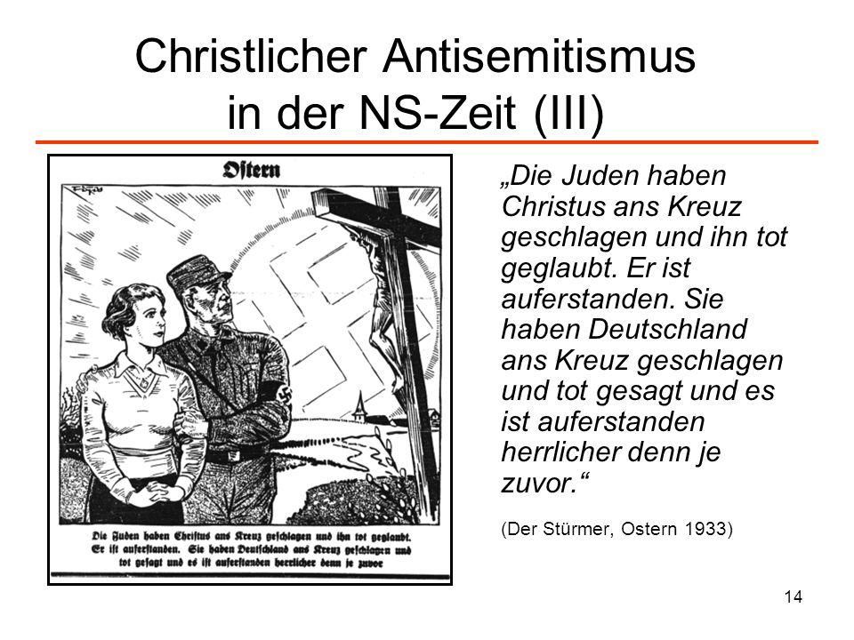 15 Eine Zeit ohne Judenhass.