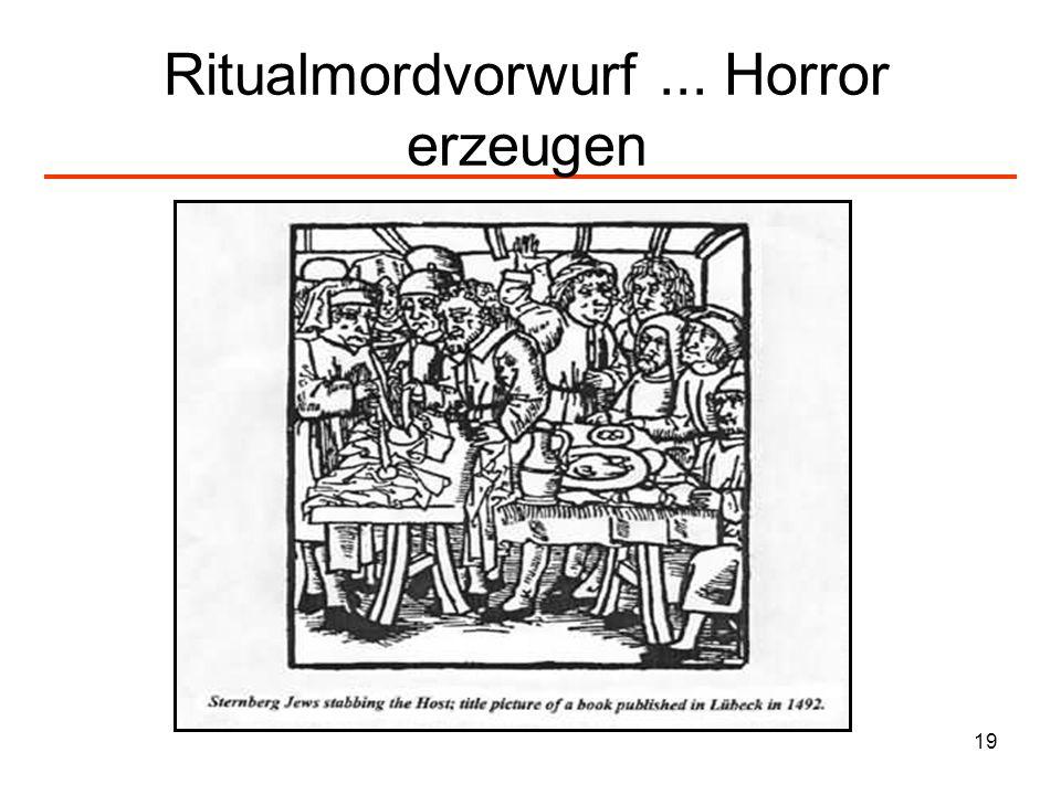 20 Erniedrigung: Die Judensau
