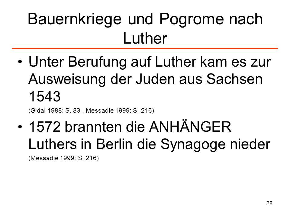 29 NS-Propaganda nutzt Luther I Am 10.