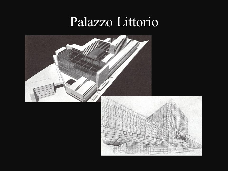 Palazzo Littorio