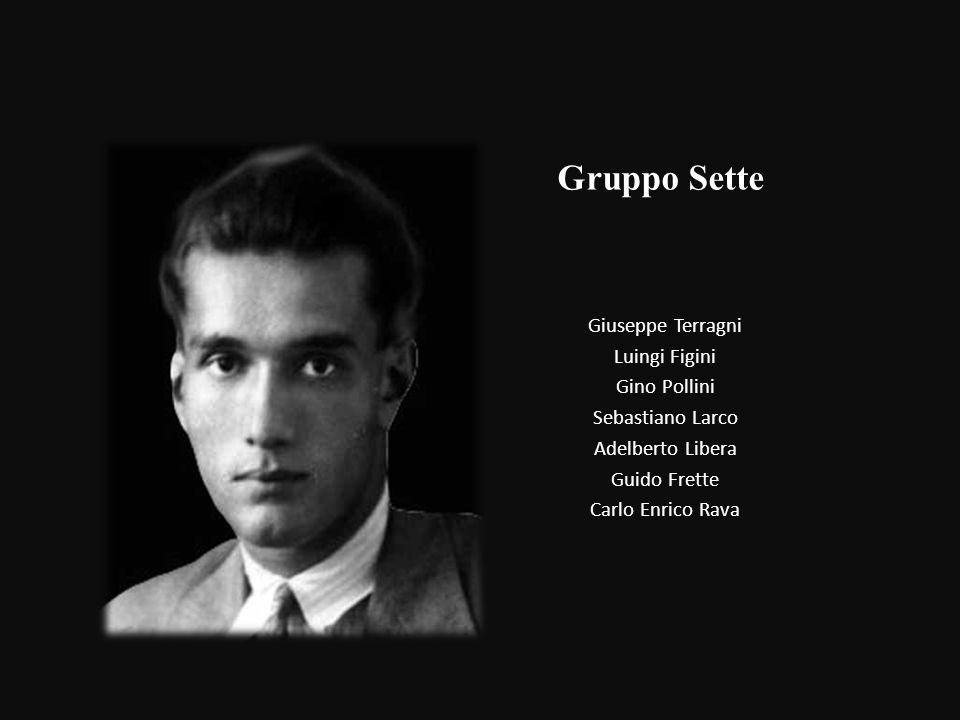 Guiseppe Terragni * 18.