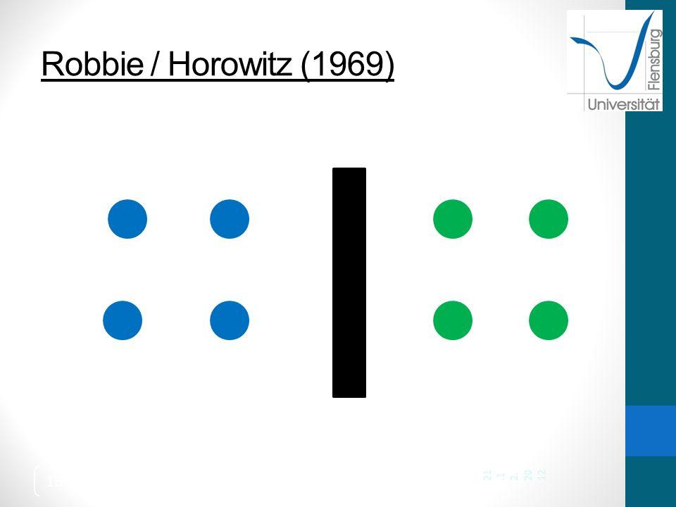 16 21.12. 20 12 Robbie / Horowitz (1969)
