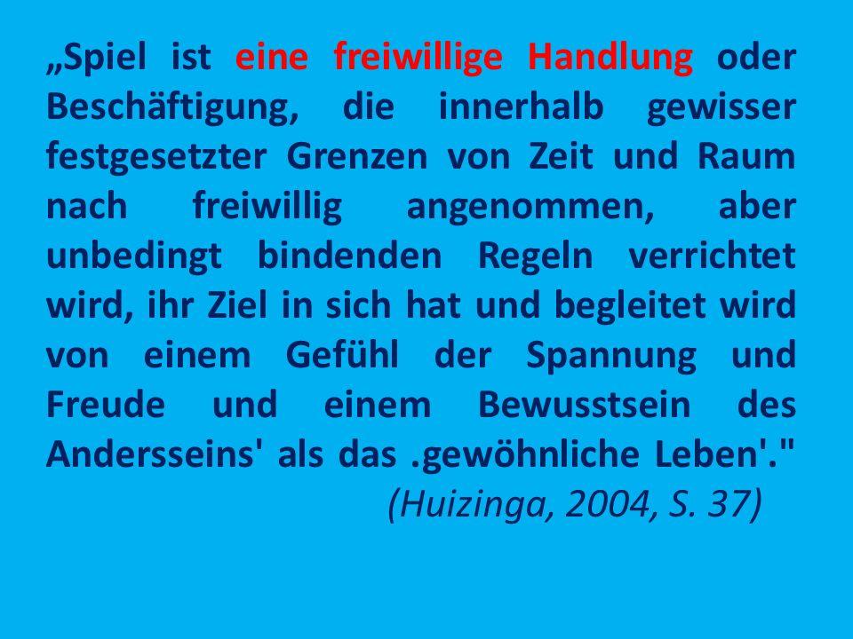 In Homo ludens (1938; deutsch: 1939) untersucht er die Rolle des Spiels in allen Bereichen der Kultur, besonders in Recht, Wissenschaften, Kunst und Philosophie.