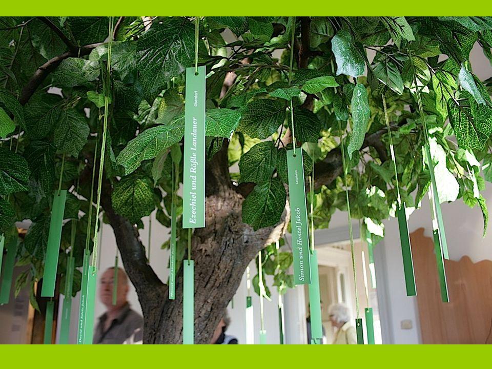 Lebensbaum - Detail