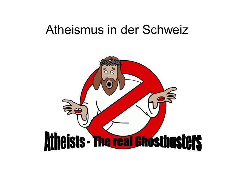 Atheismus in der Schweiz
