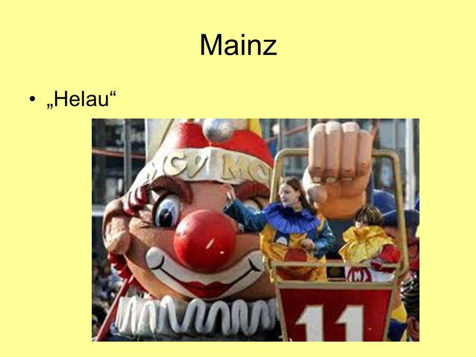 Mainz Helau