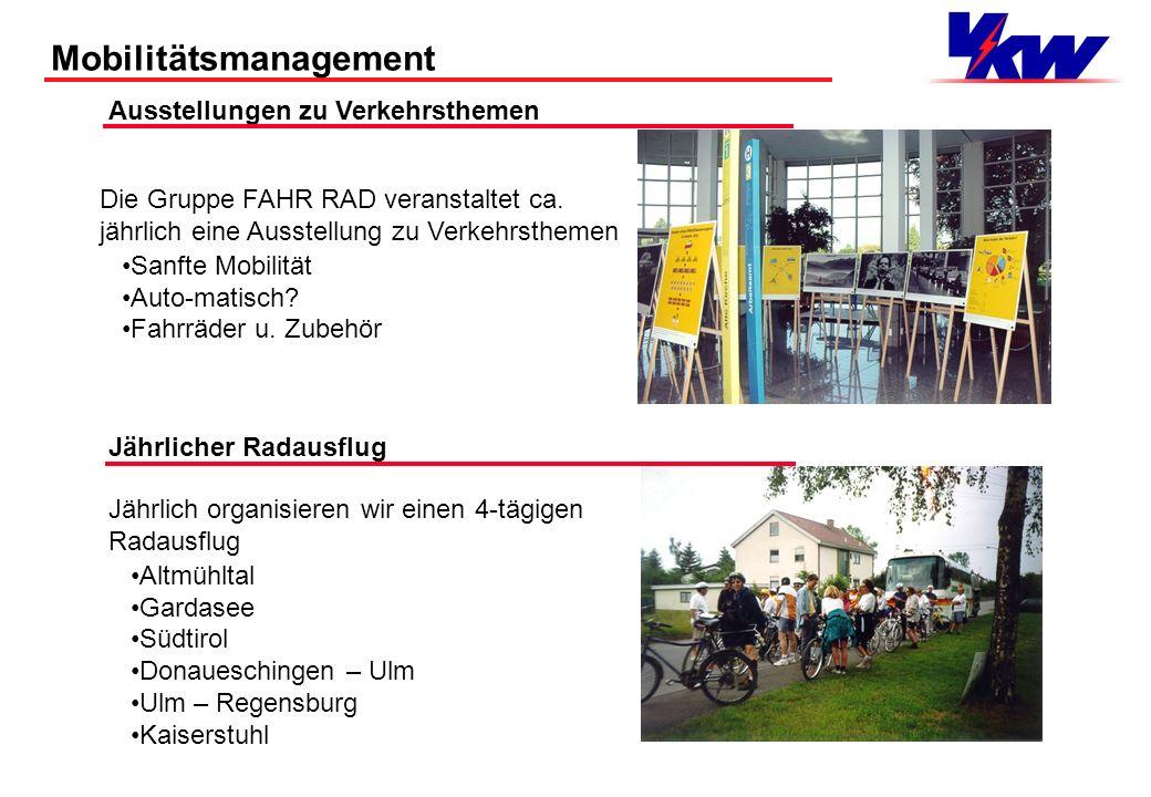 Mobilitätsmanagement Aktion Leihregenmäntel Für Radfahrer die vom Regen überrascht werden stehen an zwei Stellen Regenmäntel zur Verfügung. Die Handha