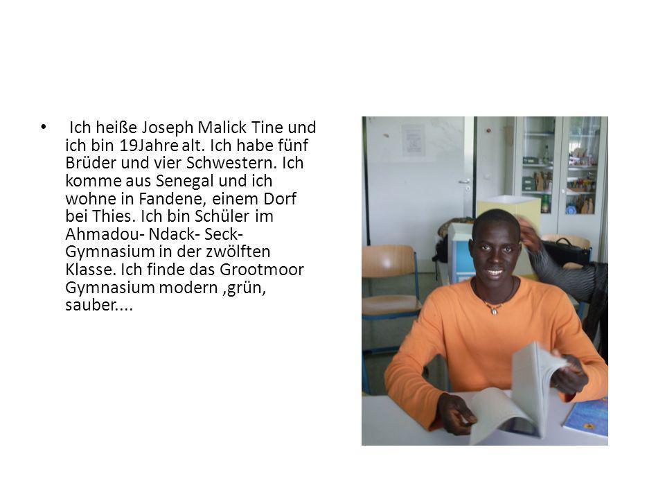 DANKE an alle (LehrerInnen, Eltern, SchülerInnen, Senegal-Gruppe...)
