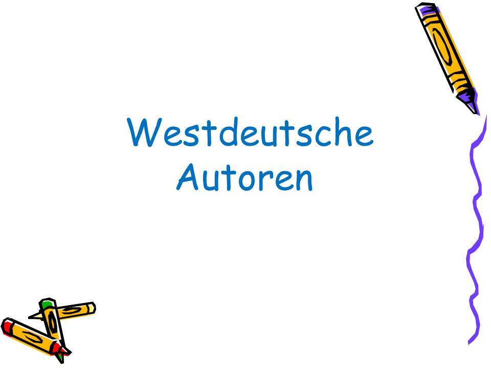 Westdeutsche Autoren