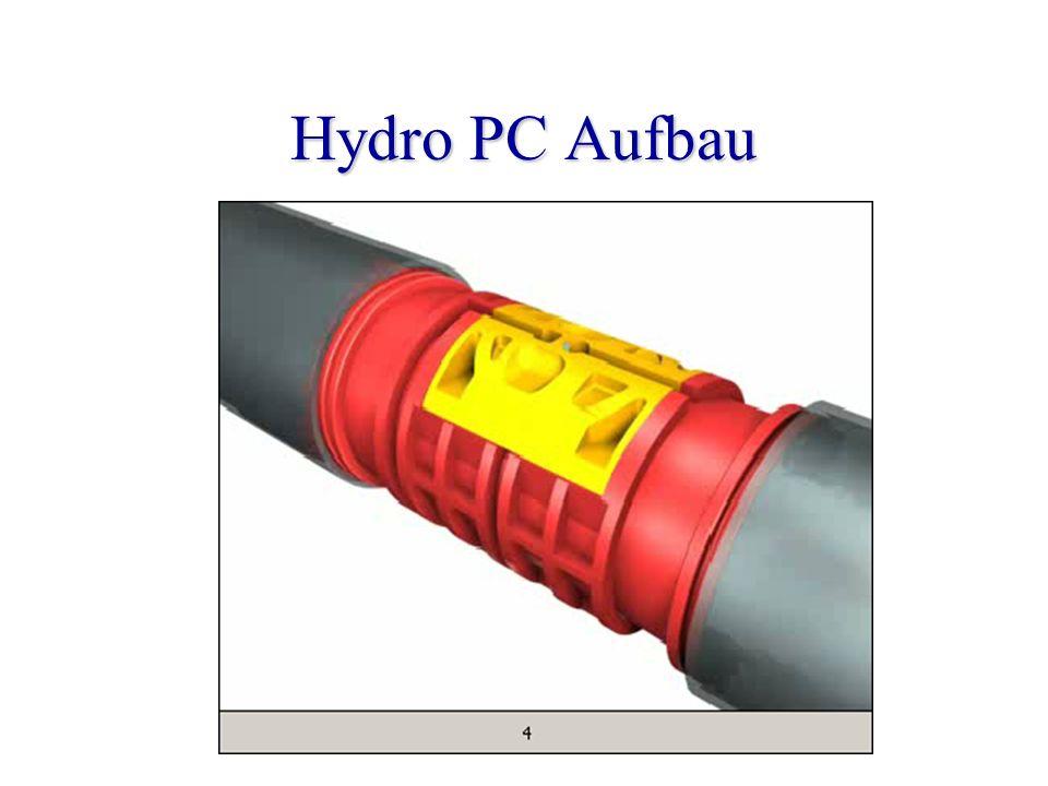 Hydro PC Aufbau