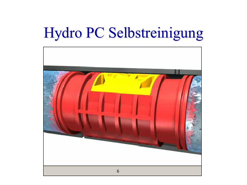 Hydro PC Selbstreinigung