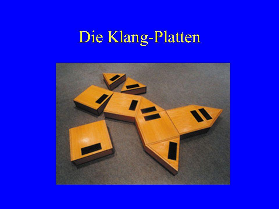 Die Klang-Platten