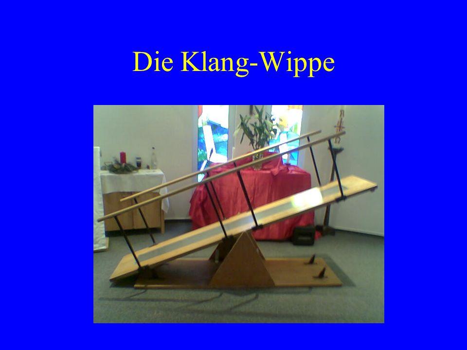 Die Klang-Wippe