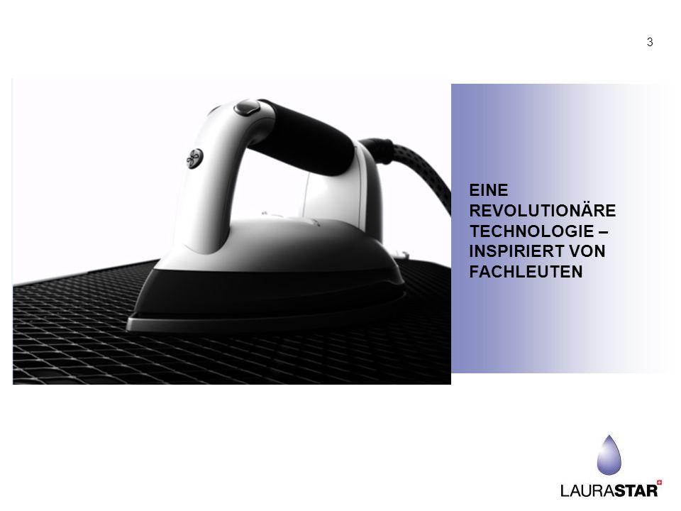 EINE REVOLUTIONÄRE TECHNOLOGIE – INSPIRIERT VON FACHLEUTEN 3