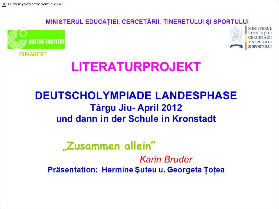 Rucksackbibliothek LITERATURPROJEKT