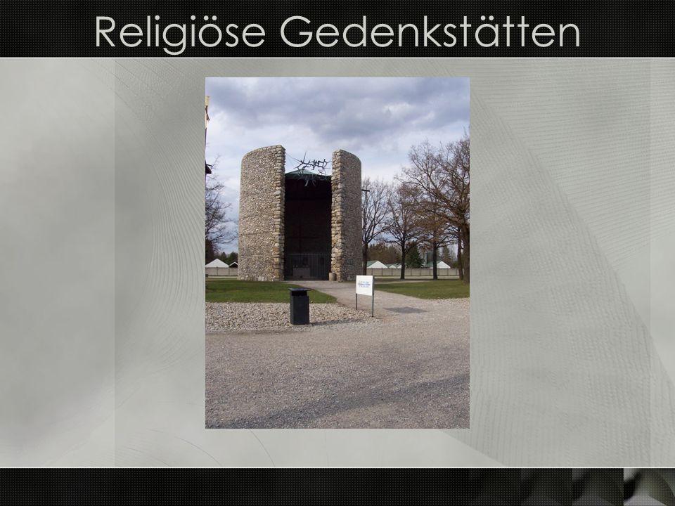 Religiöse Gedenkstätten