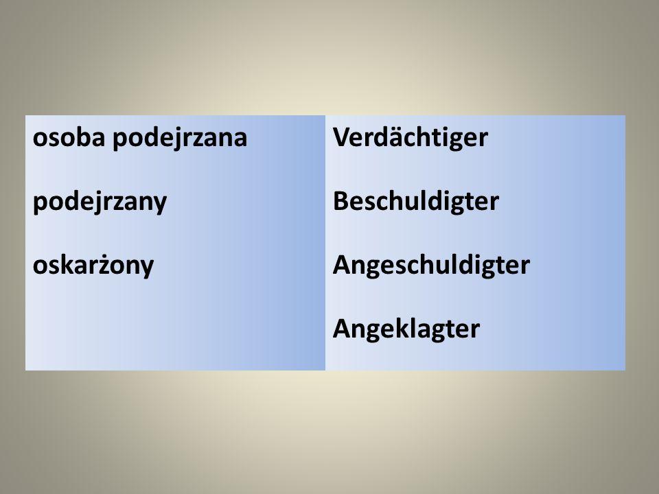 Kürzerer Weg: Kilian: Verdächtiger – wird nicht lemmatisiert.
