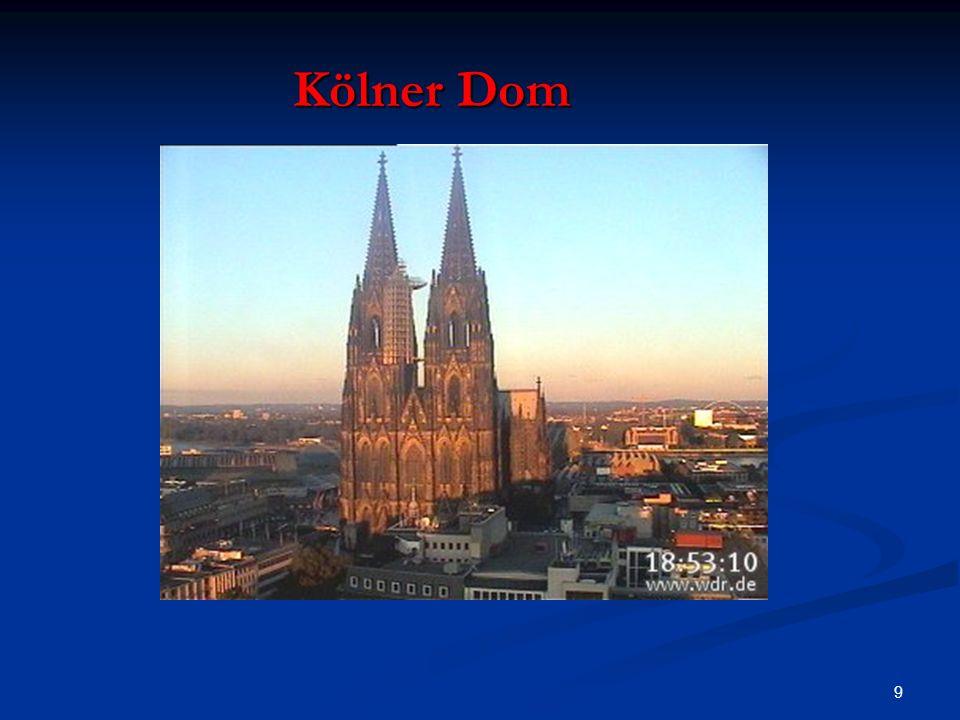 9 Kölner Dom