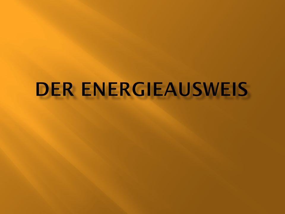 Energiebedarf: Künftig ein wichtiges Qualitätsmerkmal auf dem Wohnungsmarkt!