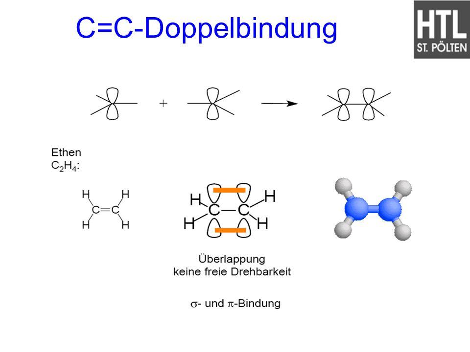C=C-Doppelbindung