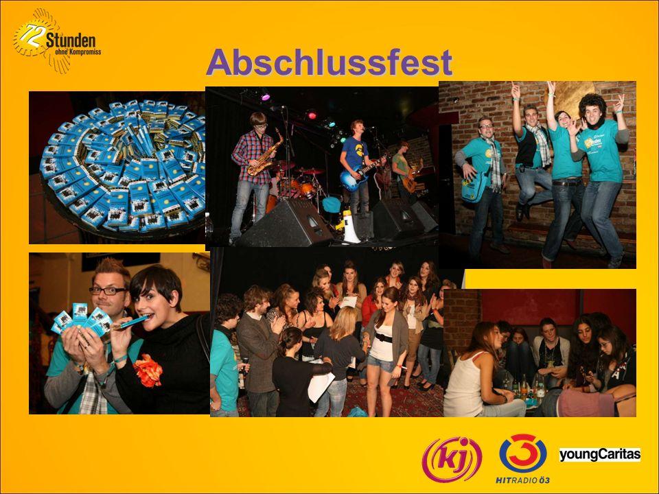 Weitere Informationen Website der Katholischen Jugend Oberösterreich: ooe.kjweb.at Website 72h ohne Kompromiss: 72h.at Dokumentation 2010 Webcasts zum Nachschauen: youtube.com/72hok