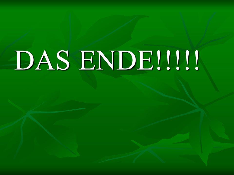 DAS ENDE!!!!!