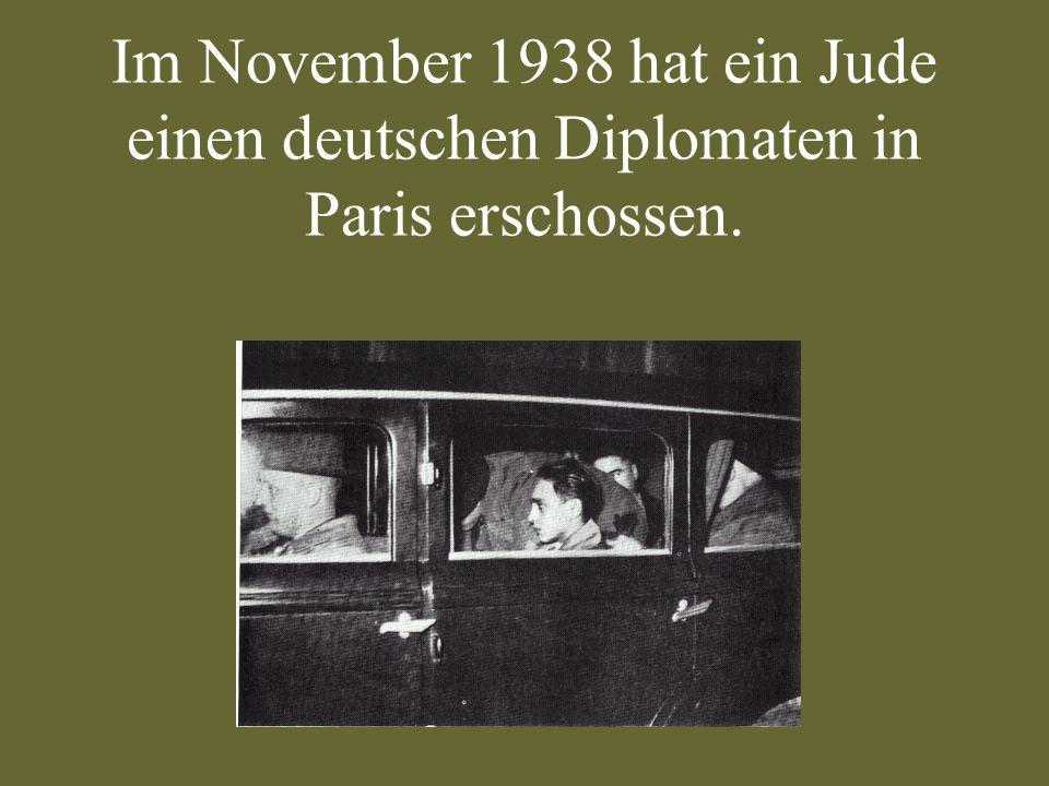 Nürnberger Gesetze von 1935 Arier und Nicht-Arier durften nicht heiraten. Juden durften nicht mehr wählen. Juden mussten den Judenstern tragen.