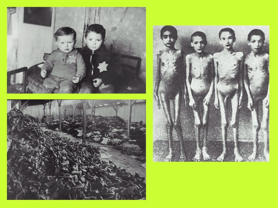Die Namen sind jetzt weltberühmt… Belsen Ravensbrück Matthausen Treblinka und Auschwitz
