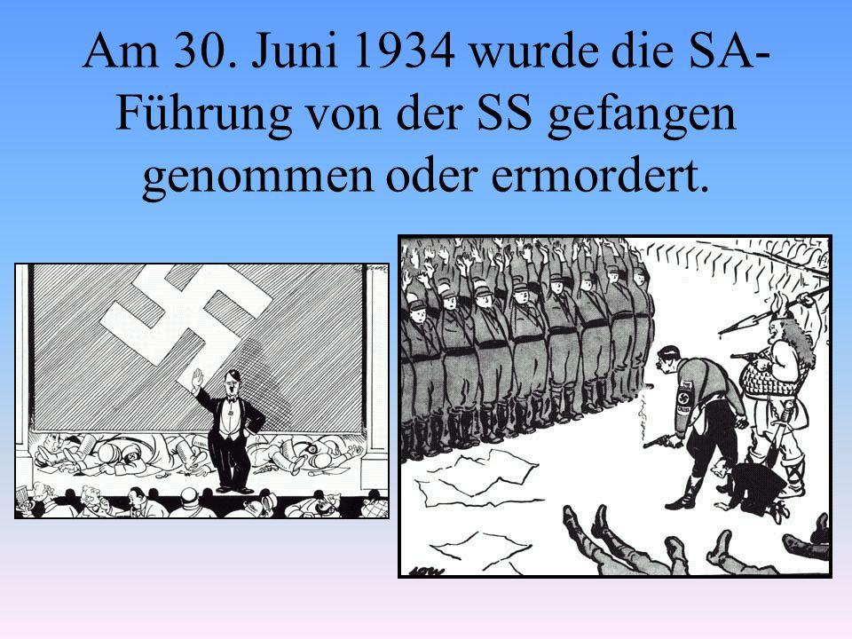 Nürnberger Gesetze von 1935 Arier und Nicht-Arier durften nicht heiraten.
