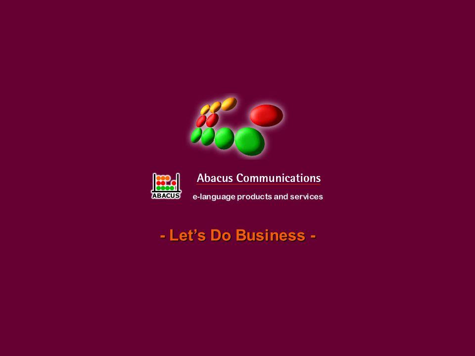 Kontaktieren Sie uns Abacus Communications Ltd.12 Main Street Lucan Co.