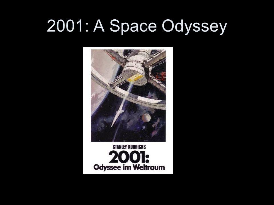 Ablauf Inhaltsangabe 2001: A Space Odyssey Fragestellung Arbeitsweise Ergebnisse