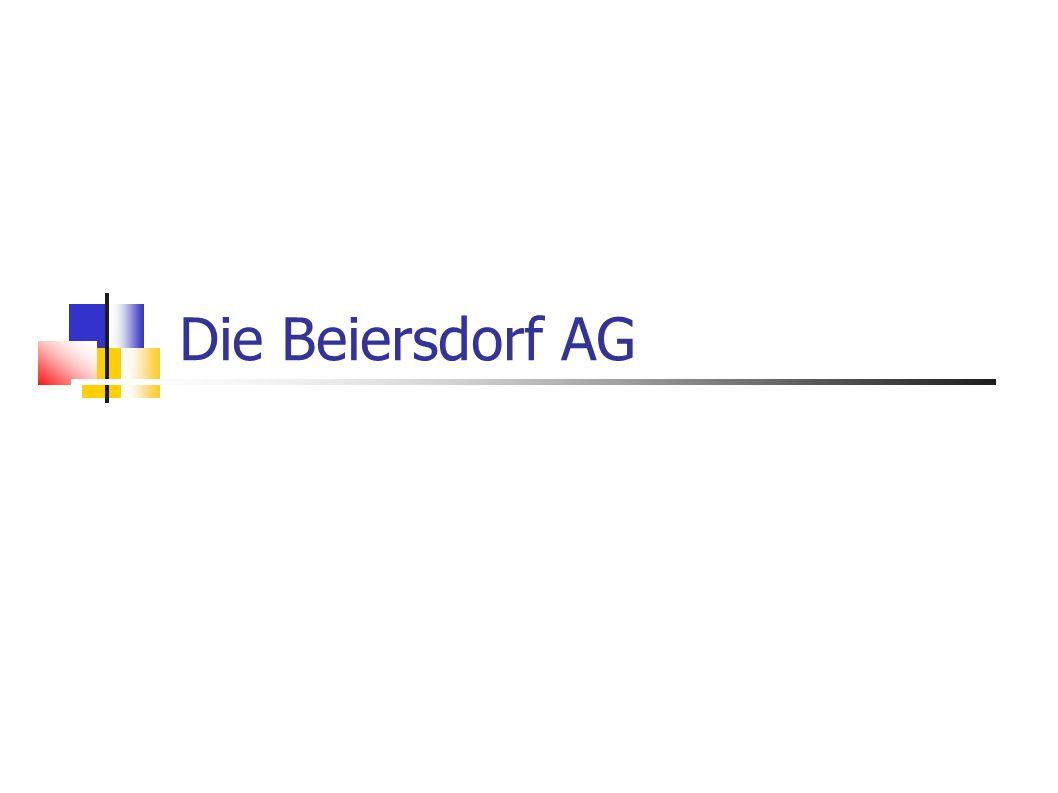 Die Beiersdorf AG