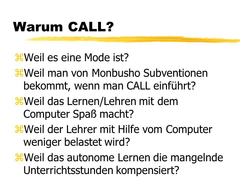 Wozu Deutschlernen.