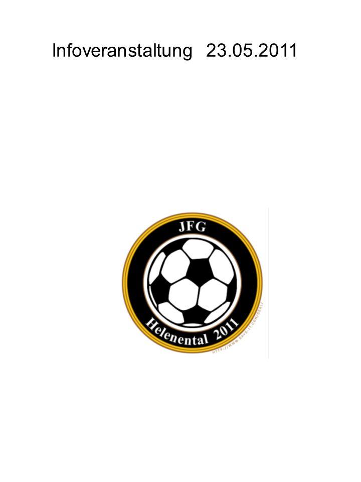 2 JFG als Chance begreifen Jugendfussball - Die Jugendfördergemeinschaften sind eine gute Sache.