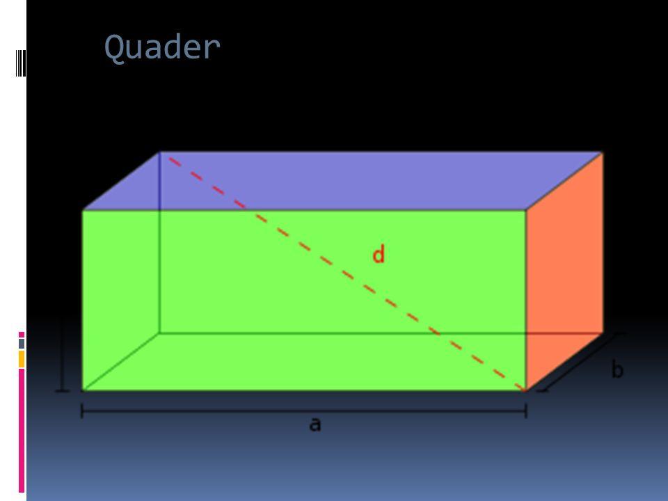 Quader