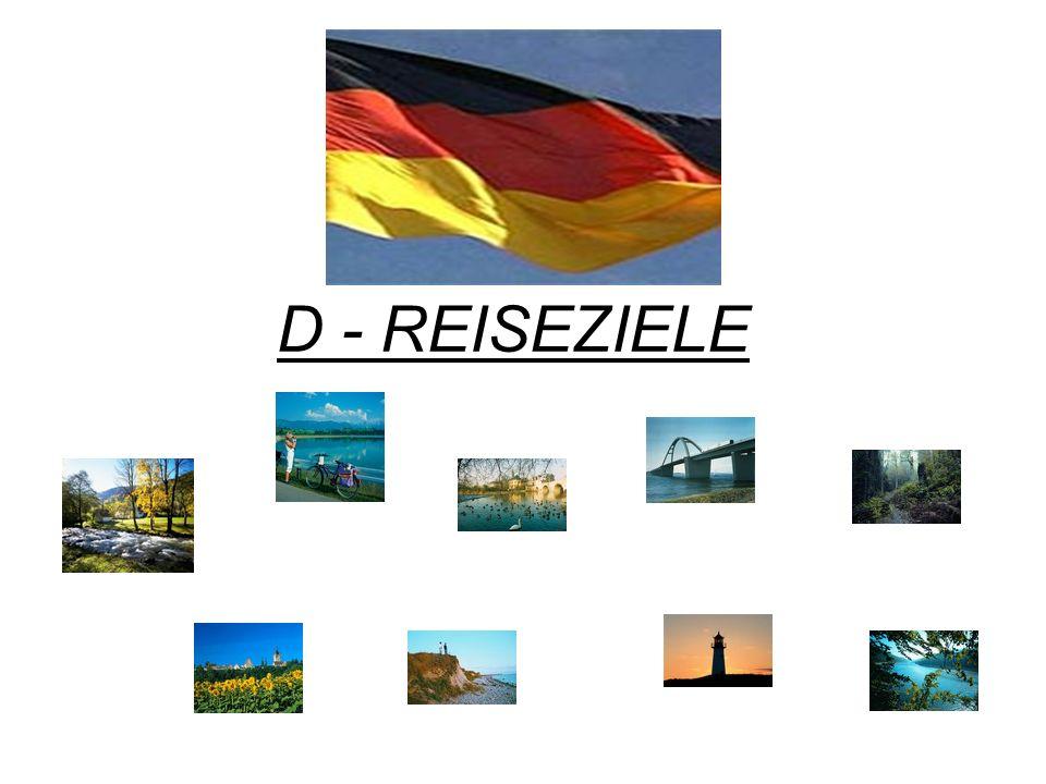D - REISEZIELE