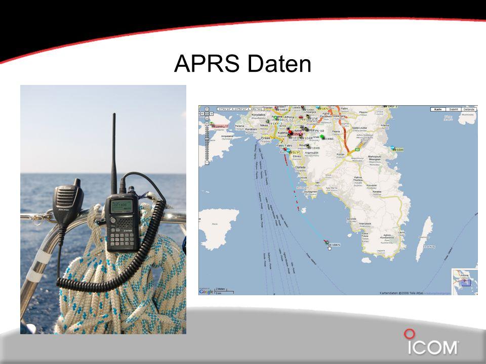 APRS Daten