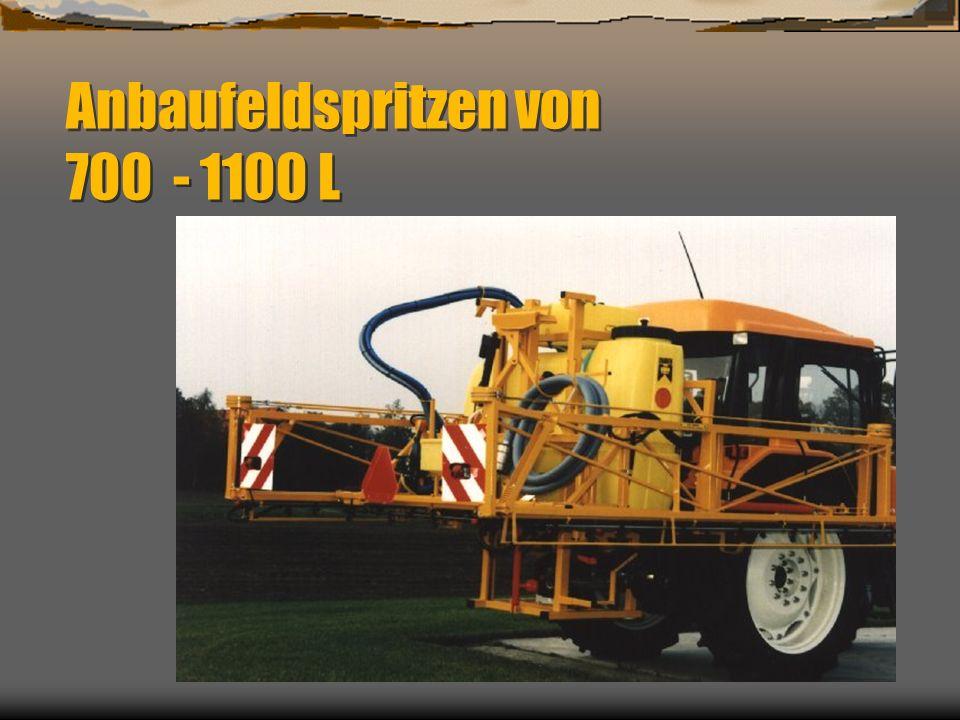 Technische Information 2300 – 3200 – 4000 L Behälter.