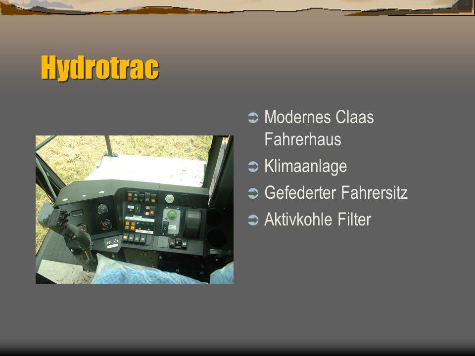 Spector Hydrotrac Hydrotrac 100 en 120 Leverbaar mit Deutz 152 en 181 Hp motoren Hydrostatisch Alradlenkung Alradantrieb Große Nutzlast