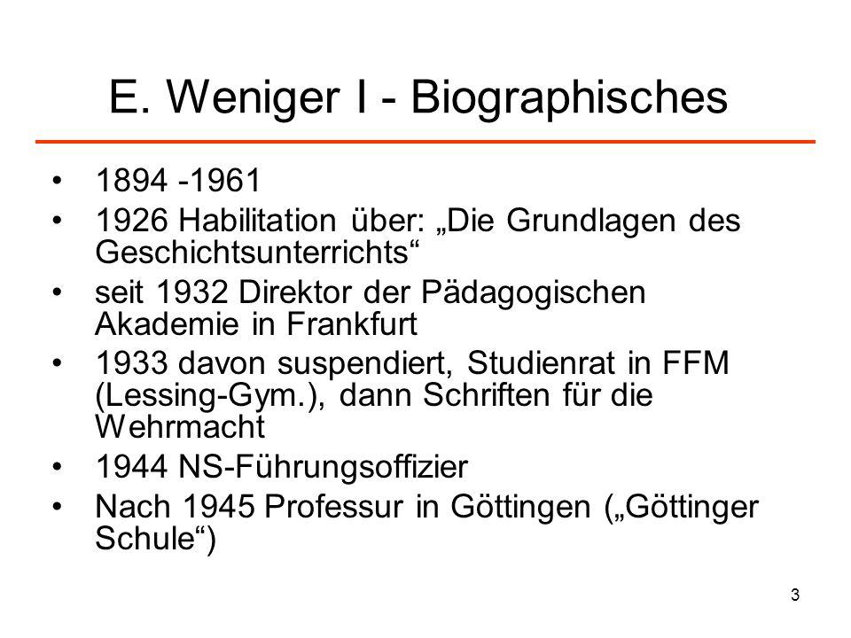 4 E.Weniger II - Große Texte.