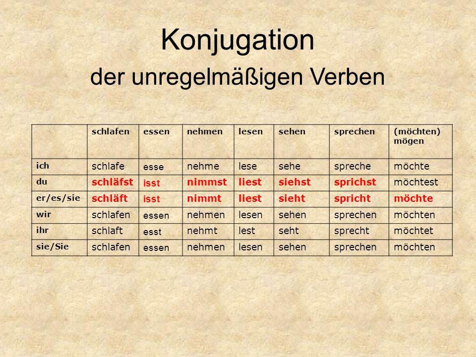 Präpositionen - Übungen: Ich lerne ________ vier Semestern Deutsch.