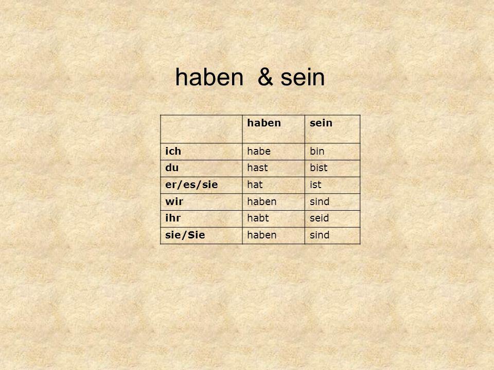 Konjugation - Übungen: 1.Andreas ______________ das Buch.