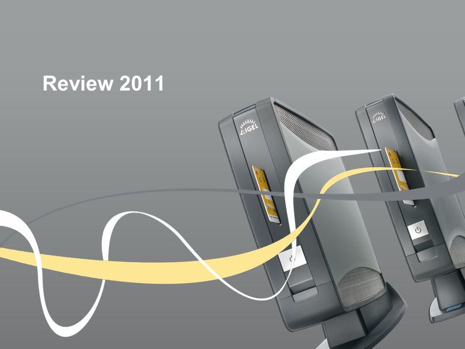 Sebastian Schroeder, Partner Account Manager   Page 4 IGEL Technology   Rezertifizierung Q1 2012 Review 2011 Ticket System Windows 7 Embedded NEW UD55 Jahre IGEL Roadmap 2011