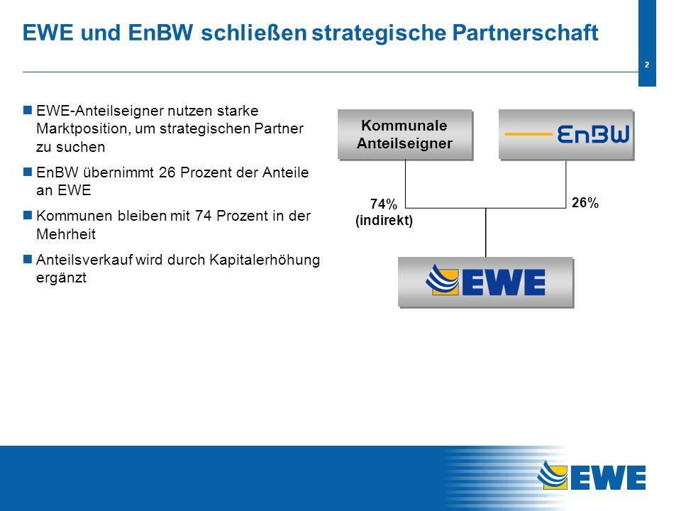 1 Chancen nutzen – Zukunft gestalten Dr. Werner Brinker Vorsitzender des Vorstandes Oldenburg, 11. Juli 2008